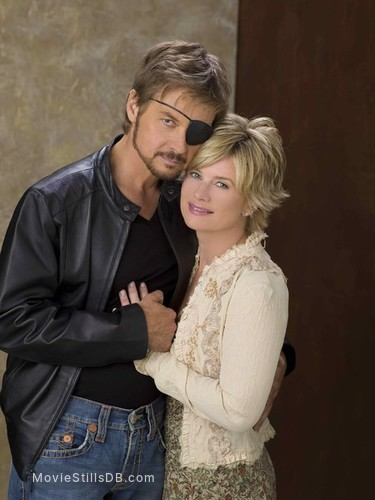 Days of Our Lives - Promo shot of Mary Beth Evans & Stephen Nichols