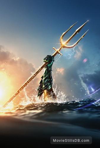 Aquaman - Promotional art