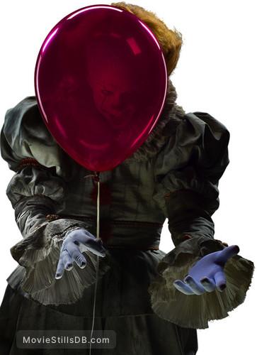 It - Promo shot of Bill Skarsgård