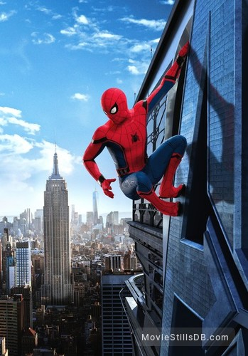 Spider-Man: Homecoming - Promotional art