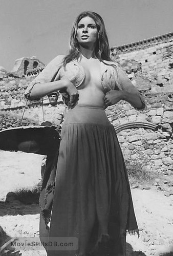 100 Rifles - Publicity still of Raquel Welch
