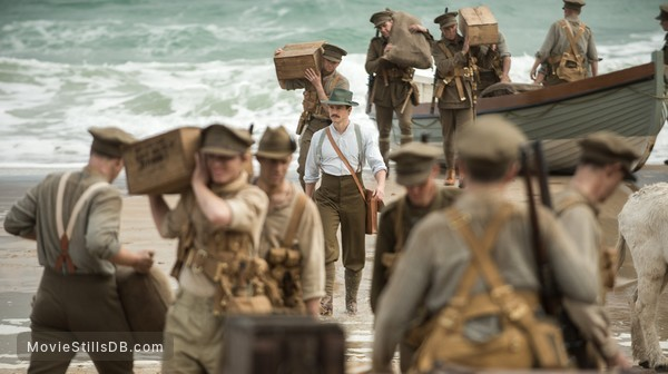Deadline Gallipoli - Publicity still of Hugh Dancy