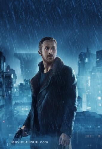 Blade Runner 2049 - Promotional art with Ryan Gosling