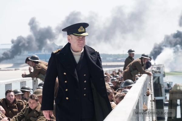 Dunkirk - Publicity still of Kenneth Branagh