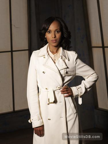 Scandal - Promo shot of Kerry Washington