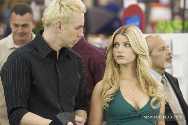 Employee Of The Month - Publicity still of Dax Shepard & Jessica Simpson