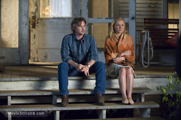 True Blood - Publicity still of Sam Trammell & Anna Paquin