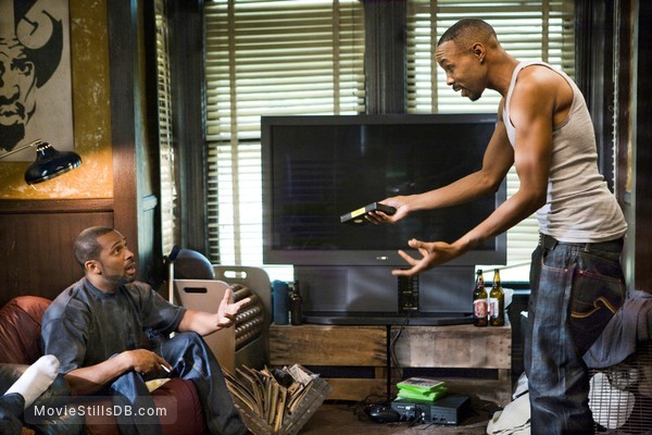 Next Day Air - Publicity still of Wood Harris & Mike Epps