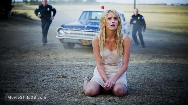 The Ward -  Amber Heard