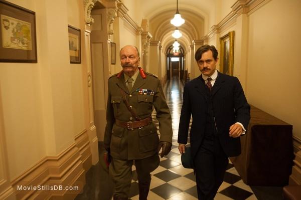 Deadline Gallipoli - Publicity still of Hugh Dancy