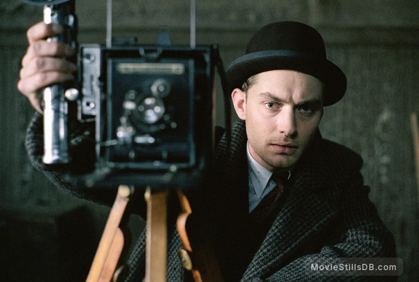 Road to Perdition - Publicity still of Jude Law