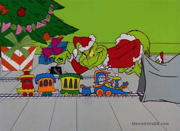 How the Grinch Stole Christmas! - Publicity still
