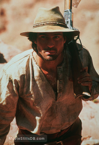 Geronimo: An American Legend - Publicity still of Jason Patric