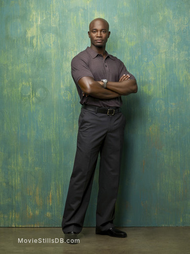 Private Practice - Promo shot of Taye Diggs