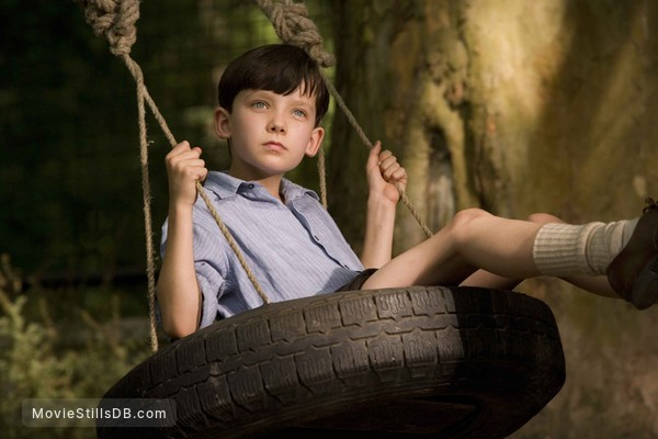 the boy in the striped pajamas racism In the film, the boy in the striped pajamas, the methods used by the german propaganda machine are clearly portrayed in the scenes involving gretel, the 12.