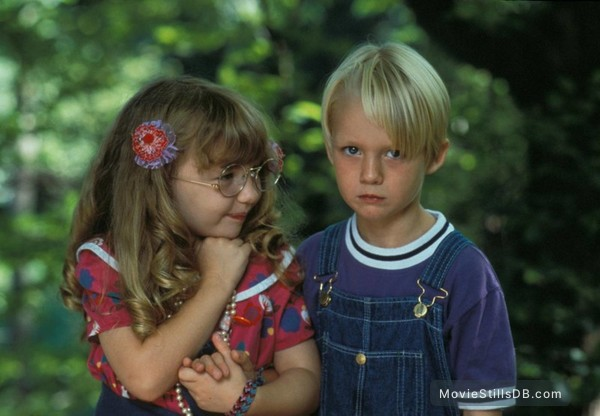 Dennis the Menace - Publicity still of Mason Gamble & Amy ... Amy Sakasitz Dennis The Menace