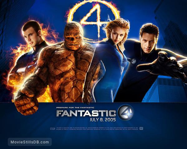 Fantastic Four (English) 3 hindi full movie 720p