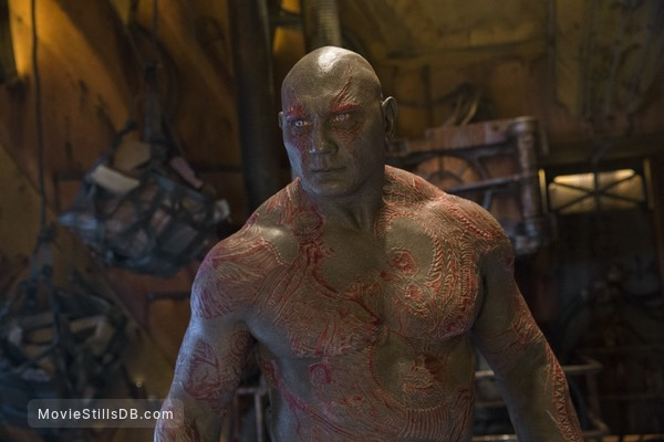 Guardians of the Galaxy Vol. 2 - Publicity still of Dave Bautista