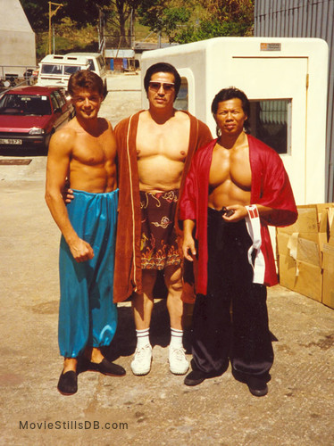 ¿Cuánto mide Bolo Yeung? - Altura - Real height Bloodsport-lg