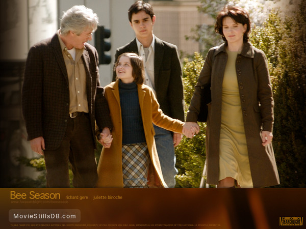 Bee Season - Wallpaper with Max Minghella, Richard Gere, Juliette Binoche & Flora Cross