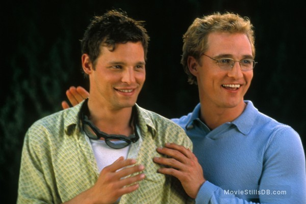 The Wedding Planner - Publicity still of Matthew McConaughey & Justin Chambers