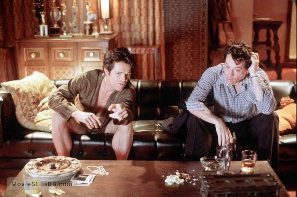Auto Focus - Publicity still of Willem Dafoe & Greg Kinnear