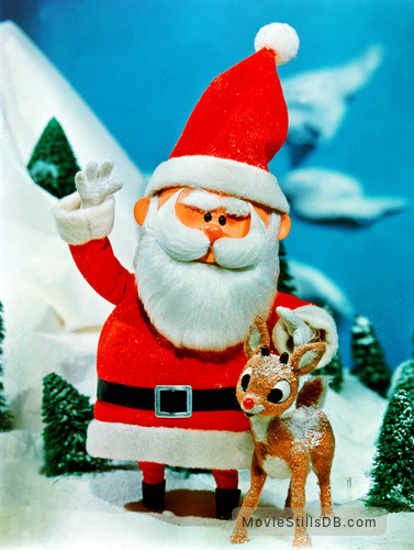 Rudolph, the Red-Nosed Reindeer - Promo shot