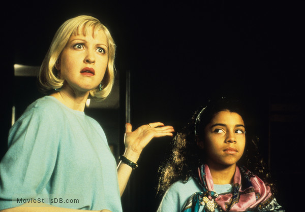 Life with Mikey - Publicity still of Christina Vidal & Cyndi Lauper