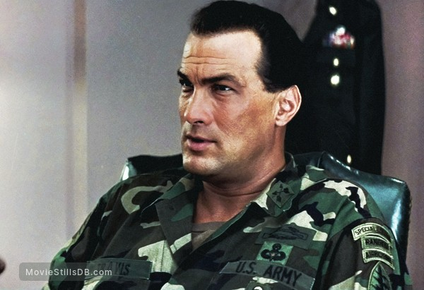 Executive Decision - Publicity still of Steven Seagal