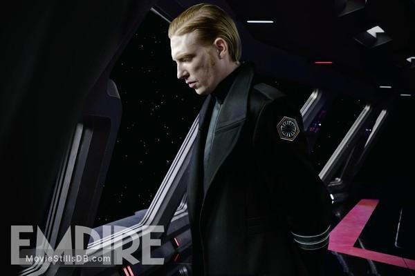 Star Wars: The Last Jedi - Publicity still of Domhnall Gleeson