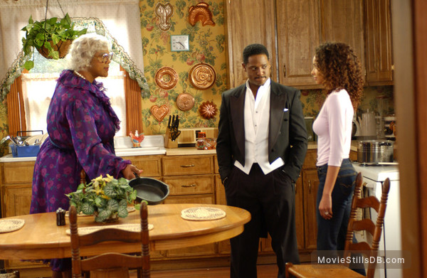 Madea's Family Reunion - Publicity still of Tyler Perry, Blair Underwood & Rochelle Aytes