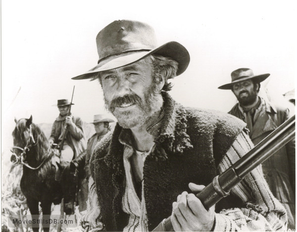 C'era una volta il West - Publicity still of Jason Robards
