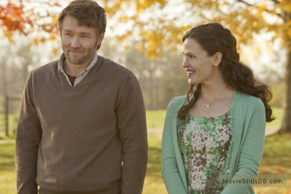 The Odd Life of Timothy Green - Publicity still of Jennifer Garner & Joel Edgerton