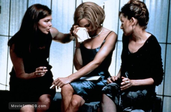 'Til There Was You - Publicity still of Jeanne Tripplehorn, Jennifer Aniston & Sarah Jessica Parker