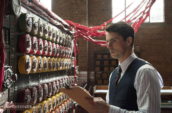 The Imitation Game - Publicity still of Matthew Goode
