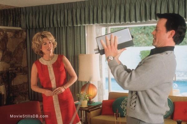 Auto Focus - Publicity still of Greg Kinnear & Rita Wilson