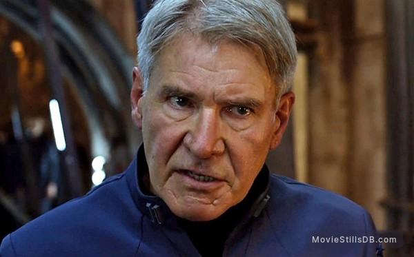 Ender's Game - Publicity still of Harrison Ford