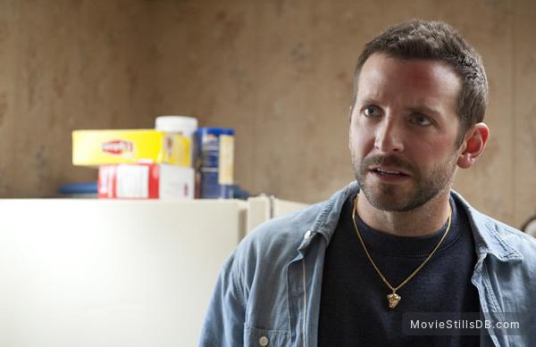 Silver Linings Playbook - Publicity still of Bradley Cooper