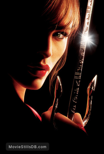 Elektra - Promotional art with Jennifer Garner