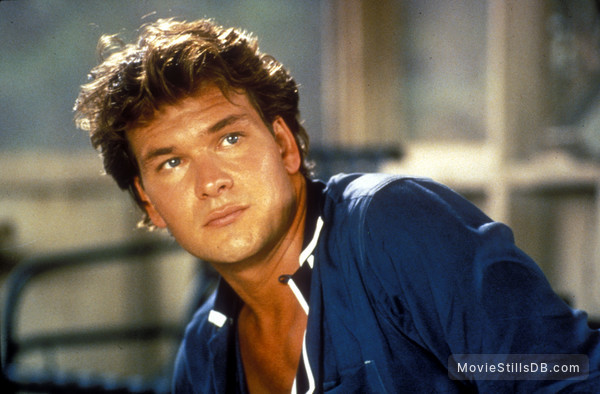 Dirty Dancing - Publicity still of Patrick Swayze