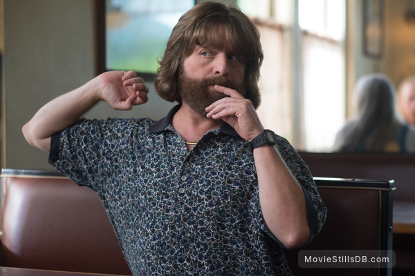 Masterminds - Publicity still of Zach Galifianakis