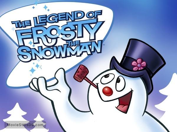 Legend of Frosty the Snowman - Promotional art