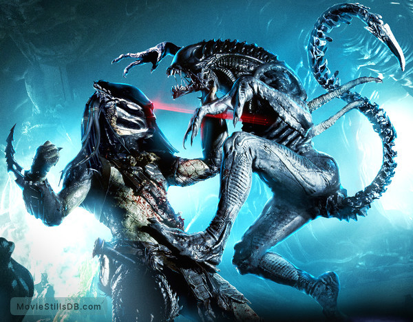 AVPR: Aliens vs Predator - Requiem - Promotional art