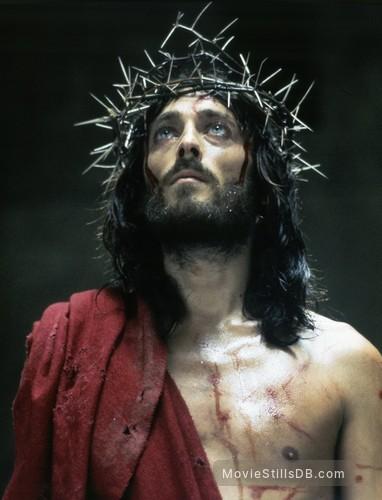 Jesus of Nazareth - Promo shot of Robert Powell