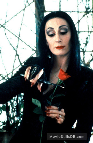 The Addams Family - Publicity still of Anjelica Huston