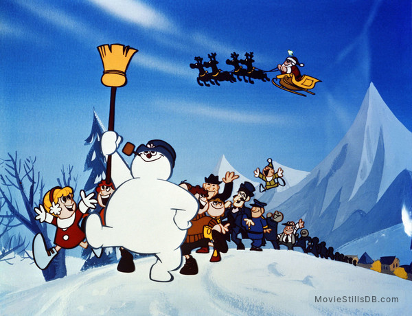 Frosty the Snowman - Promo shot
