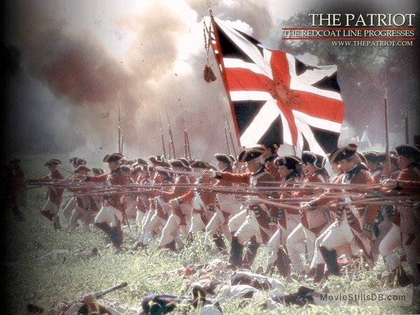 the patriot wallpaper