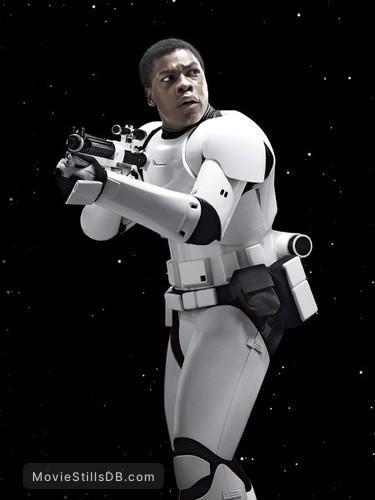 Star Wars: The Force Awakens - Promo shot of John Boyega