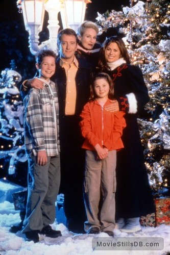once upon a christmas promo shot of john dye kathy ireland mary donnelly - Once Upon A Christmas Full Movie