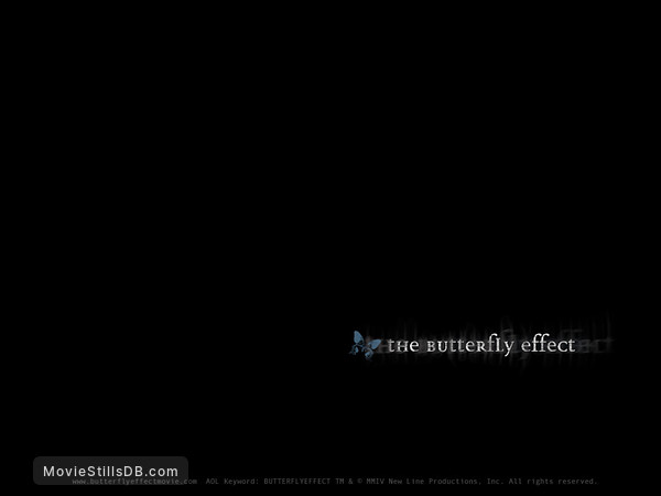 The Butterfly Effect - Wallpaper
